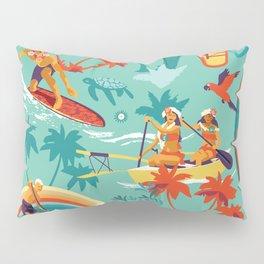 Hawaiian resort Pillow Sham
