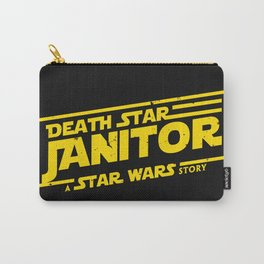 Death Star Janitor Carry-All Pouch