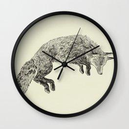 zorro Wall Clock