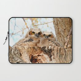 Two peas in a pod Laptop Sleeve