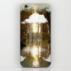 Brain Rain iPhone Skin