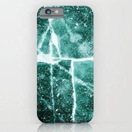 Emerald Ice iPhone Case