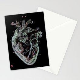 Art beats #2 Stationery Cards