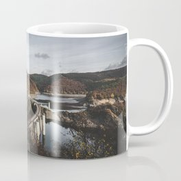 Architecture and Nature in Harmony Coffee Mug