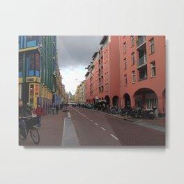 Amsterdam - Greg Katz Metal Print