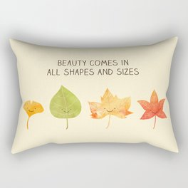 Autumn inspiration Rectangular Pillow