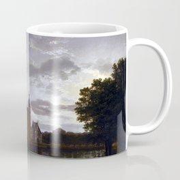Johan Christian Claussen Dahl Frederiksborg Castle Coffee Mug