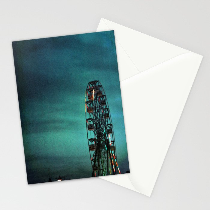Carnival Town Stationery Cards