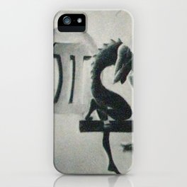 The Horrors of Alter Egos: Introducing Nnire Snoyl iPhone Case