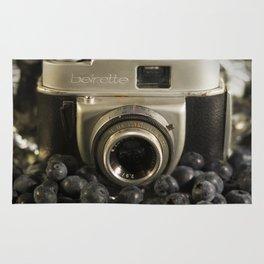 Blueberry Beirette Rug
