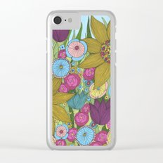 Garden of Miracles Clear iPhone Case