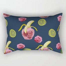 BANANA VASE 2 Rectangular Pillow