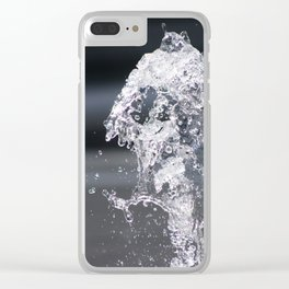 Water15 Clear iPhone Case