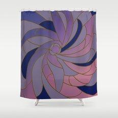 ART DECO G3 Shower Curtain