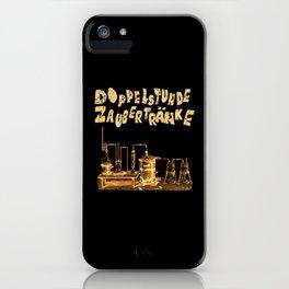 Double Potions Lesson iPhone Case