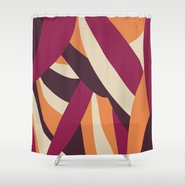 Pucciana Vintage Shower Curtain