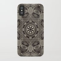 spiritual iPhone & iPod Cases featuring Spiritual Mantra by Diego Tirigall