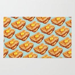 Toast Pattern Rug