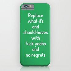 Replace Slim Case iPhone 6s