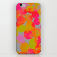 community iPhone & iPod Skins featuring COMMUNITY by Rebecca Allen