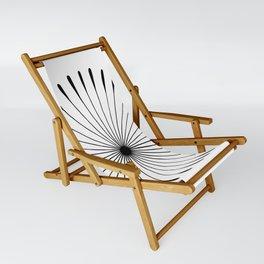 Sunburst Sling Chair