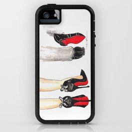 Sole Mates iPhone Case