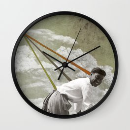 you knew somebody felt affection for you Wall Clock