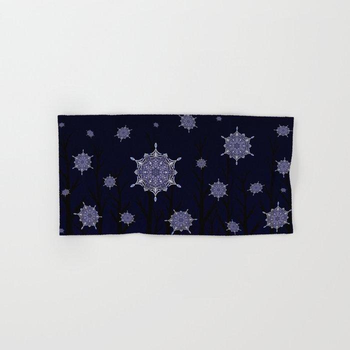 Winter Woodland Wonder Hand & Bath Towel