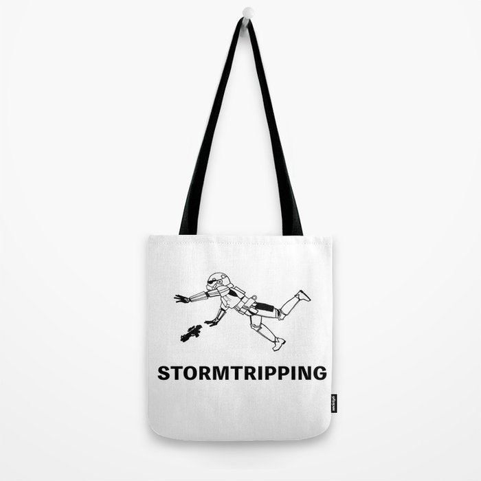 Stormtripping Tote Bag