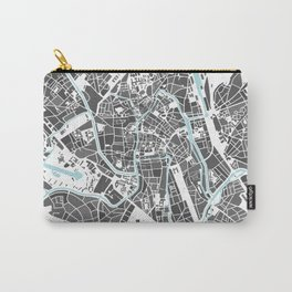 Ghent City Map I Carry-All Pouch