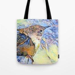 Sing Little Wren Tote Bag