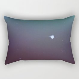 In another lonely universe Rectangular Pillow