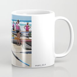 Lifeguard Hut Number 12 Coffee Mug
