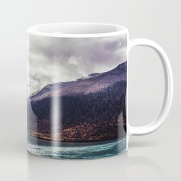 mountainscape in autumn Coffee Mug