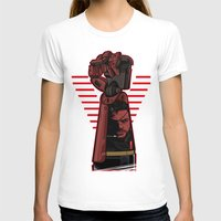 metal gear T-shirts featuring Metal Power Gear by Akyanyme