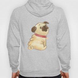 Pug Puppy Hoody