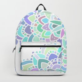 Mandala 07 Backpack