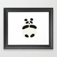 I'm just another Panda! Framed Art Print