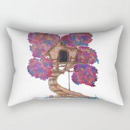 Treehouse II Rectangular Pillow