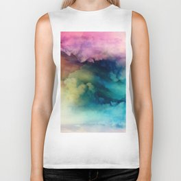 Rainbow Dreams Biker Tank