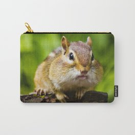 Caught With His Mouth Full Carry-All Pouch