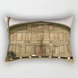 Historic Ybor Building Rectangular Pillow