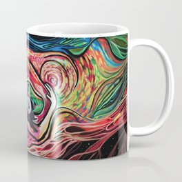 The Interspersing of Worlds Coffee Mug