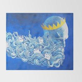 Neptune Throw Blanket