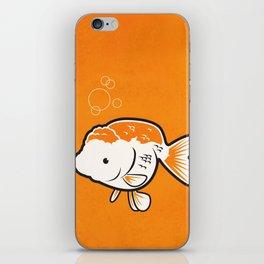 Ranchu Goldfish iPhone Skin