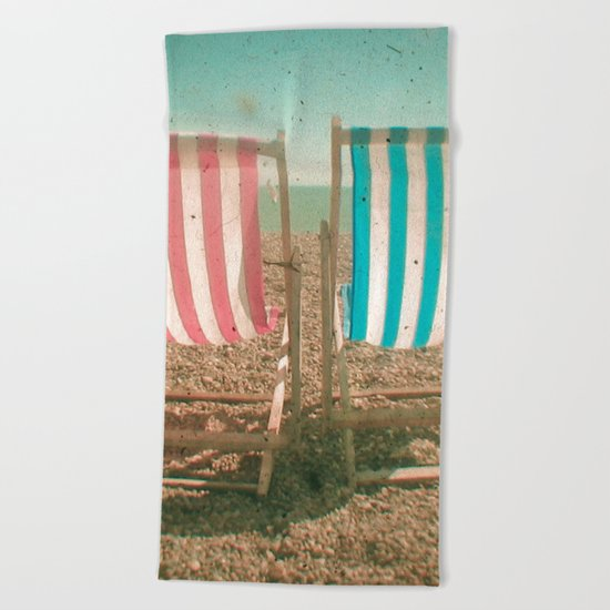 The View Beach Towel