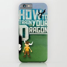 HOW TO TRAIN YOUR DRAGON - Fantasy | Animation | Movie | Fantastic | Childer | Sci-fi iPhone 6s Slim Case