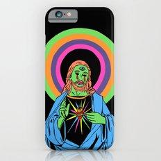 Blacklight Jesus Slim Case iPhone 6s