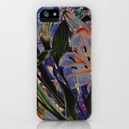 FLOWERS 9161 iPhone Case