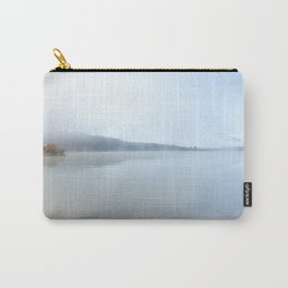 """""""Wild sunrise"""". Foggy lake Carry-All Pouch"""